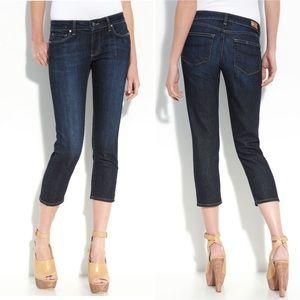 NWOT Paige Roxbury Crop Jeans